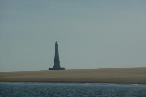 phare echoué sable